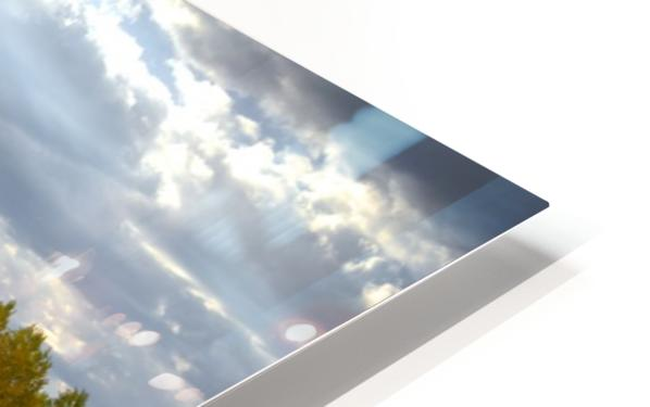 Heaven's Blessing HD Sublimation Metal print