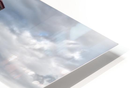 Lighting The Way HD Sublimation Metal print