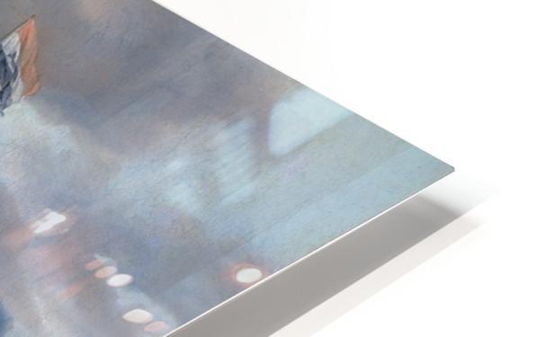 Walvisvangst HD Sublimation Metal print