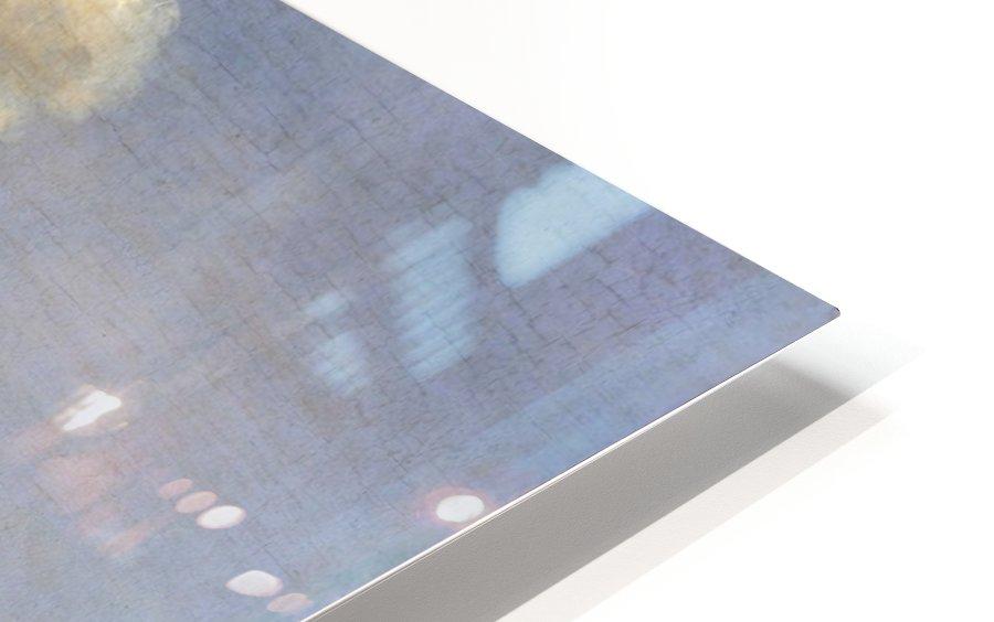 Haringpakkerstoren HD Sublimation Metal print