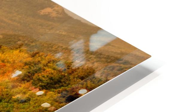 Autumn on the Cabot Trail HD Sublimation Metal print