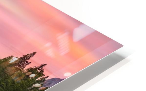 Daylight HD Sublimation Metal print