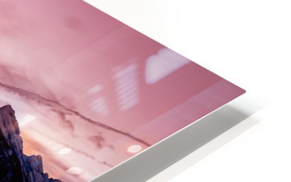 Spellbinding HD Sublimation Metal print