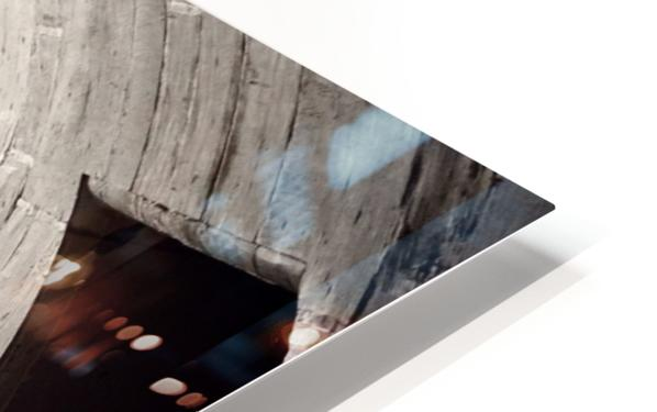 silo perspective HD Sublimation Metal print