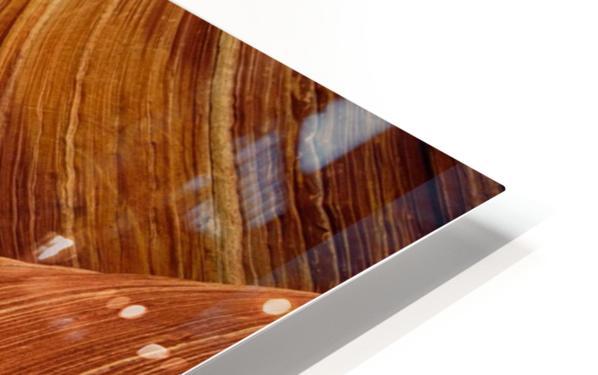 sandstone HD Sublimation Metal print