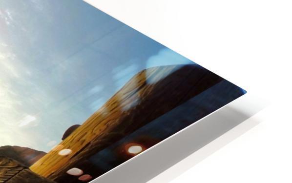 Montara HD Sublimation Metal print