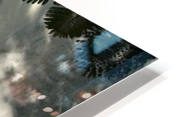 ArtDesign26.com   gate to sky HD Sublimation Metal print