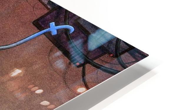 Evolution Facebook HD Sublimation Metal print