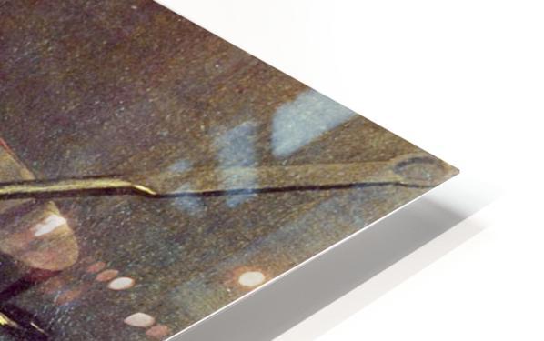 Asparagus Zeit HD Sublimation Metal print