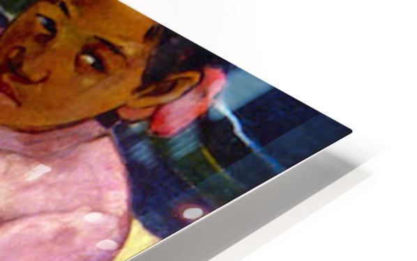 Women of Tahiti by Gauguin HD Sublimation Metal print