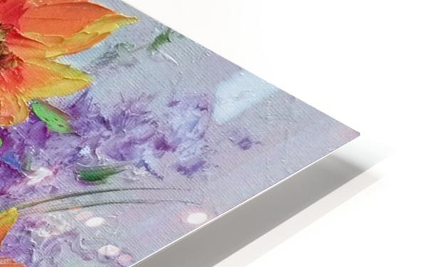 Подсолнухи HD Sublimation Metal print