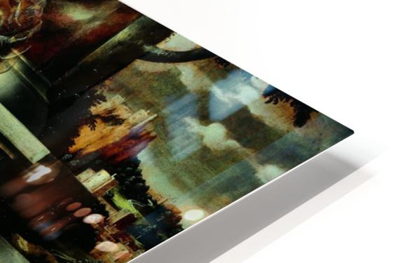 Charity HD Sublimation Metal print