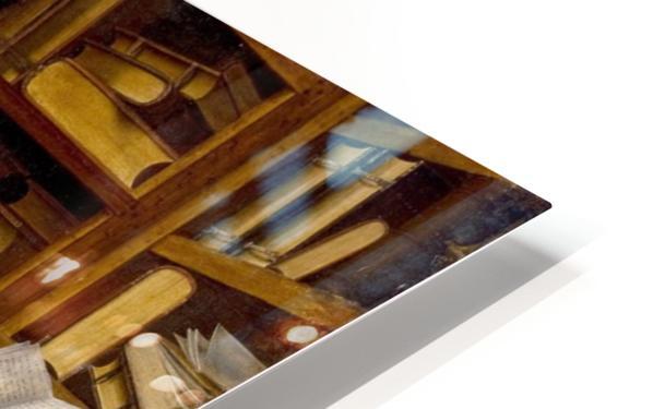 Saint Jerome HD Sublimation Metal print