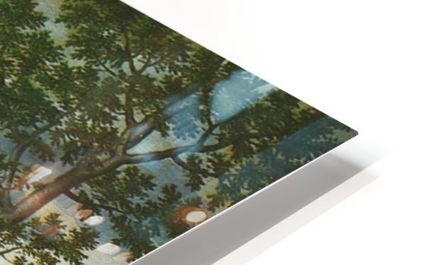 Venus Citerea HD Sublimation Metal print