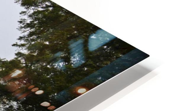 Tajmahal HD Sublimation Metal print