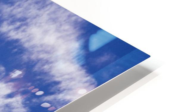 Clouds HD Sublimation Metal print