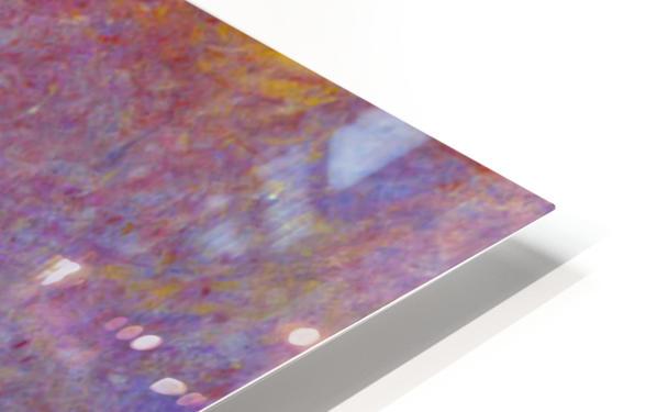 Charing cross bridge by Monet HD Sublimation Metal print