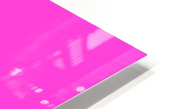 Fascia HD Sublimation Metal print