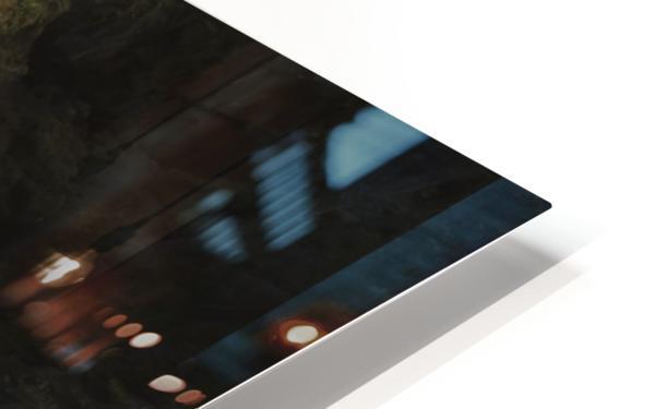 Spirit Falls; Washington, United States of America HD Sublimation Metal print
