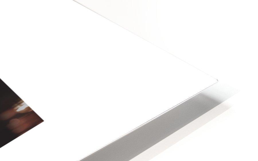 YING YANG  HD Sublimation Metal print