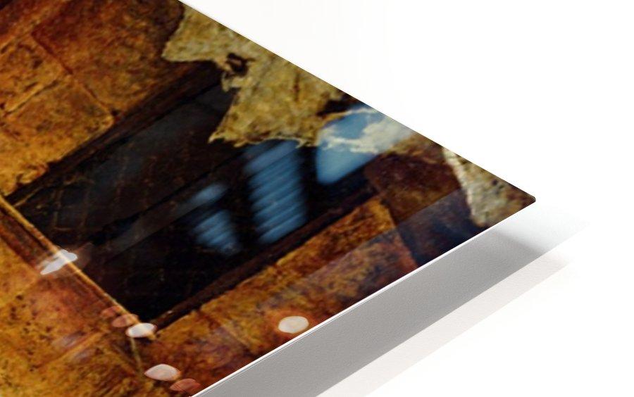 Swoboda carpet menders HD Sublimation Metal print