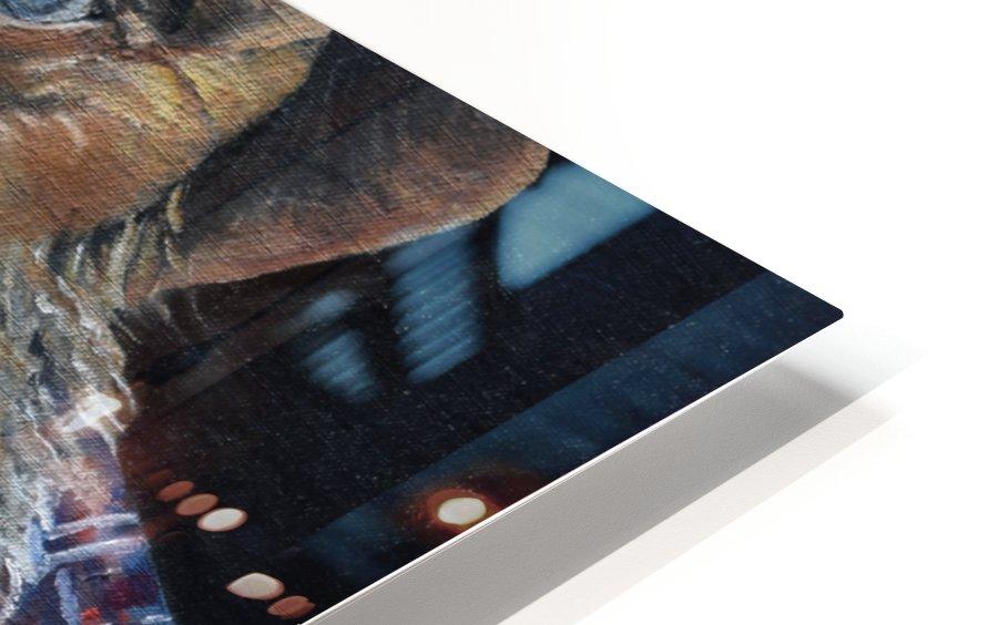 Popcorn Shines Png file signed color DSC_0021 HD Sublimation Metal print