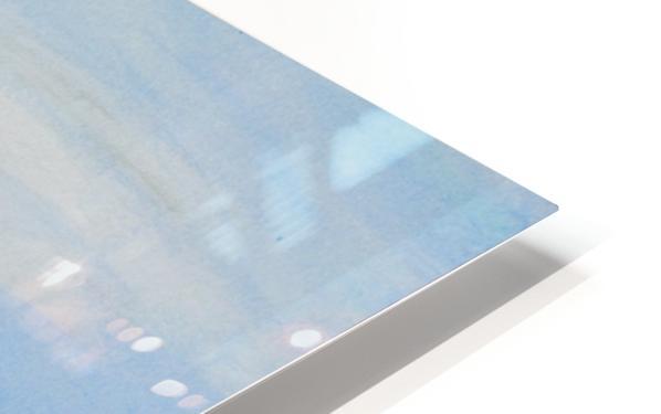 Ocean Wave HD Sublimation Metal print