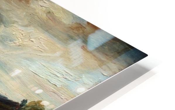 Meeresbucht in Italien Impression de sublimation métal HD