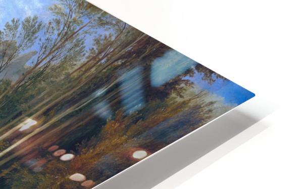 Schlucht bei Amalfi, 1831 Impression de sublimation métal HD