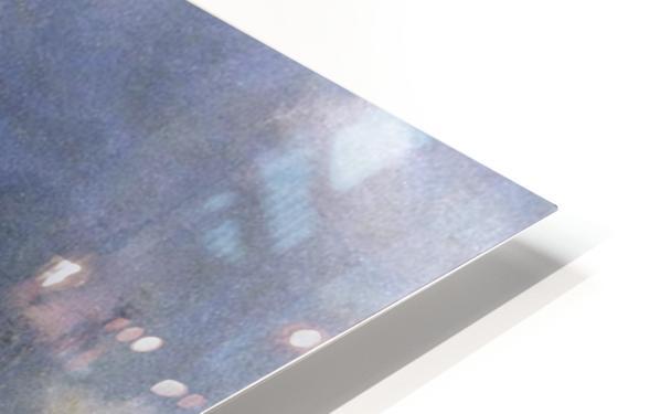 Galgenberg bei Gewitterstimmung Impression de sublimation métal HD