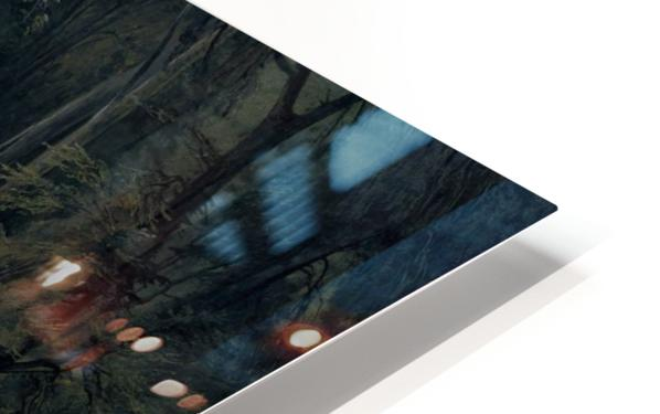 Alchetron Impression de sublimation métal HD