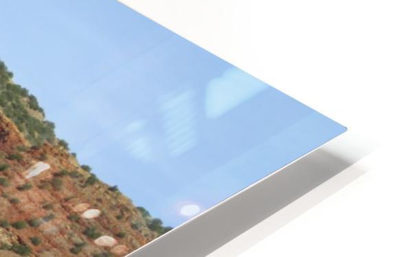 Jemez Mountains VP20 HD Sublimation Metal print