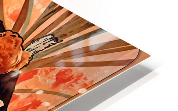 Biscuits Champagne, Lefevre-Utile HD Sublimation Metal print