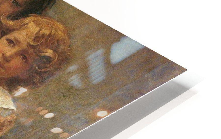 Jaroslava and Jiri HD Sublimation Metal print