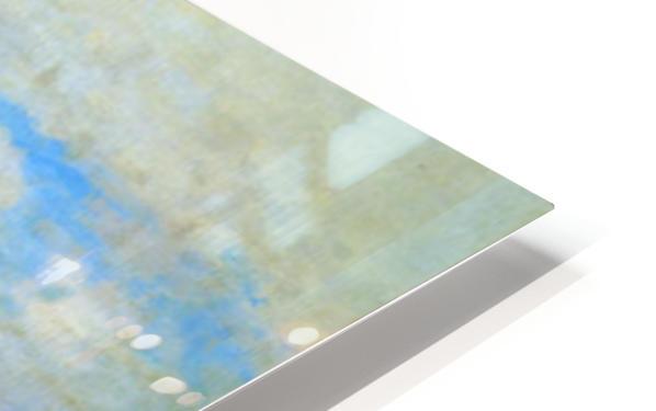 Les Coqueliquots HD Sublimation Metal print