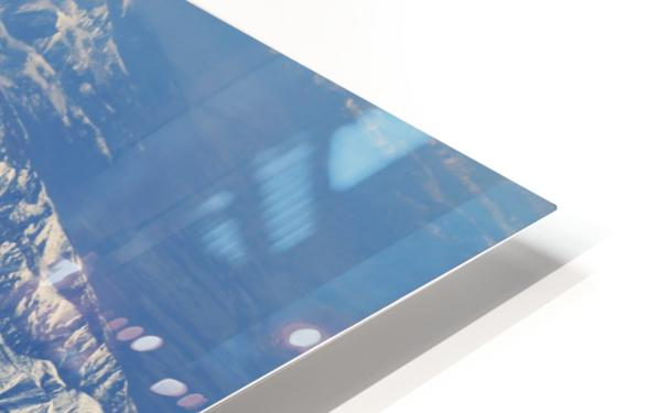 The Rockies HD Sublimation Metal print