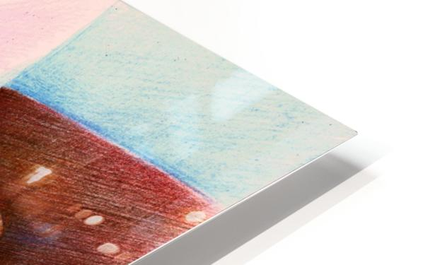 Nude - 07-12-16 HD Sublimation Metal print