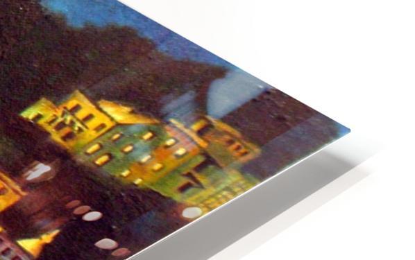 Cinique Terre Impression HD Sublimation Metal print