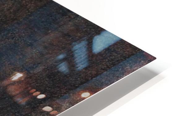 A Girl's Portrait HD Sublimation Metal print
