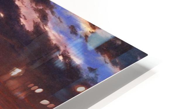 Mount Desert Island HD Sublimation Metal print
