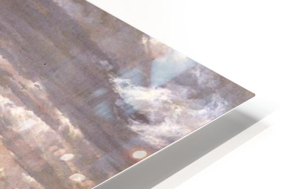 West Rock New Haven 1849 HD Sublimation Metal print