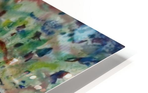 The Hut HD Sublimation Metal print