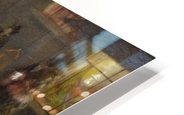 Fatigued Minstrels 1883 Impression de sublimation métal HD