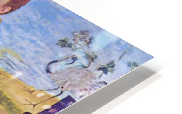 Nana by Manet HD Sublimation Metal print