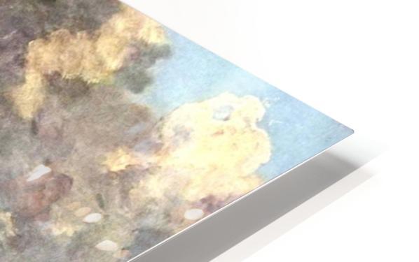 Weymouth Bay, 1816 HD Sublimation Metal print