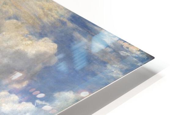 The Hay Wain HD Sublimation Metal print