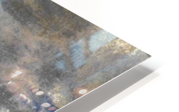 Cloud Study HD Sublimation Metal print