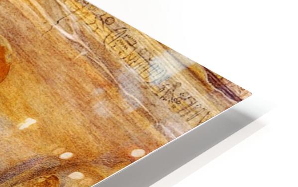 Abu Simbel HD Sublimation Metal print