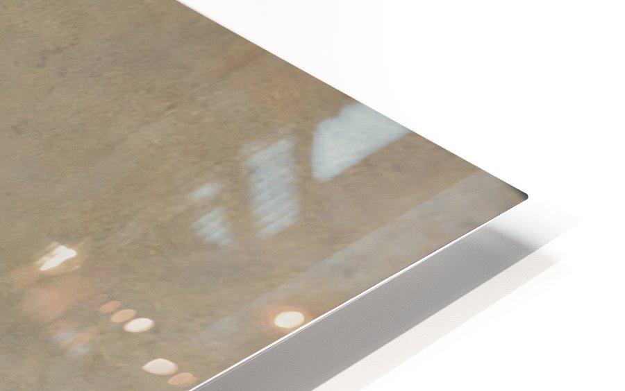 A farmhouse HD Sublimation Metal print
