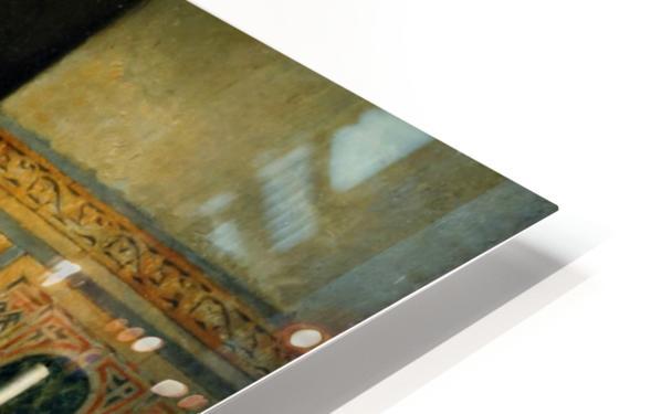 At prayer HD Sublimation Metal print